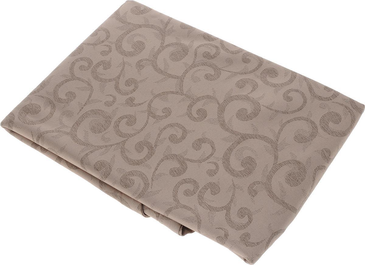 Скатерть Schaefer, круглая, цвет: бежевый, светло-коричневый, диаметр 170 см. 4161/Fb.064161/Fb.06 Скатерть, диаметр 170 смКруглая скатерть Schaefer, выполненная из полиэстера с оригинальным принтом, станет изысканным украшением стола. За текстилем из полиэстера очень легко ухаживать: он легко стирается, не мнется, не садится и быстро сохнет, более долговечен, чем текстиль из натуральных волокон. Изделие прекрасно послужит для ежедневного использования на кухне или в столовой, а также подойдет для торжественных случаев и семейных праздников. Стильный дизайн и качество исполнения сделают такую скатерть отличным приобретением для дома. Это текстильное изделие станет элегантным украшением интерьера!