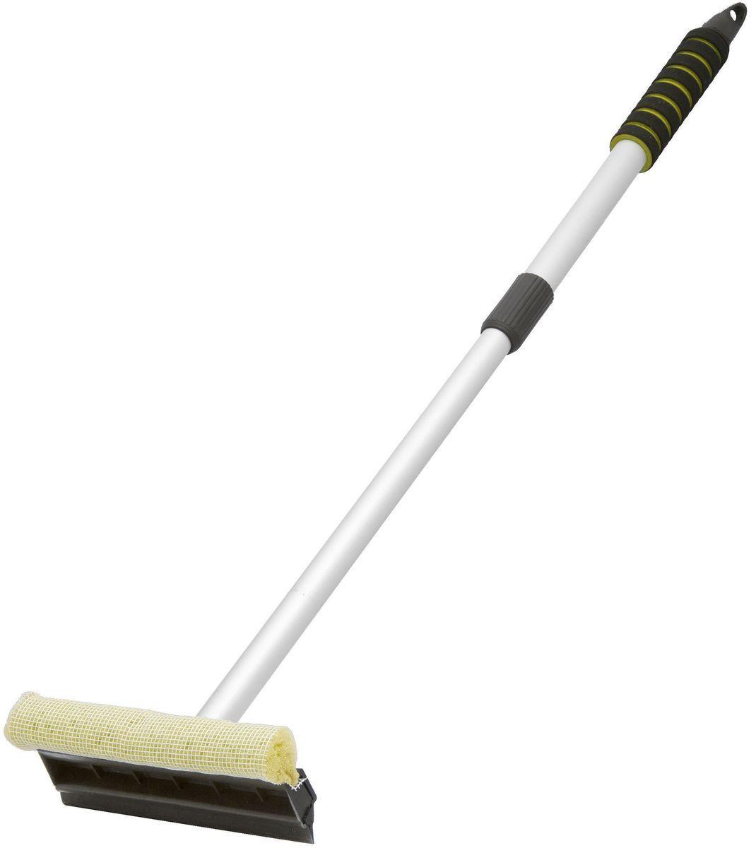 Водосгон Главдор GL-564, на телескопической ручке, цвет: желтыйGL-564Телескопический, алюминиевый водосгон с удобным держателем из пенополиэтилена, длина раздвигающейся ручки55 - 85см. Снабжен резиновым лезвием и поролоновой губкой для эффективной очистки загрязненных поверхностей.