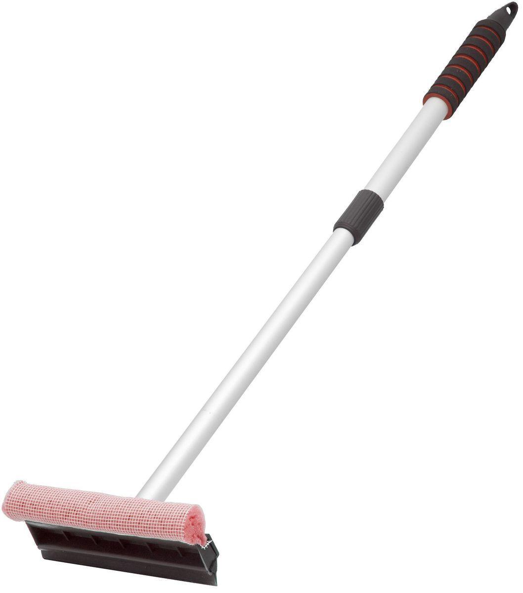 Водосгон Главдор GL-, на телескопической ручке, цвет: красныйGL-Телескопический, алюминиевый водосгон с удобным держателем из пенополиэтилена, длина раздвигающейся ручки55 - 85см. Снабжен резиновым лезвием и поролоновой губкой для эффективной очистки загрязненных поверхностей.