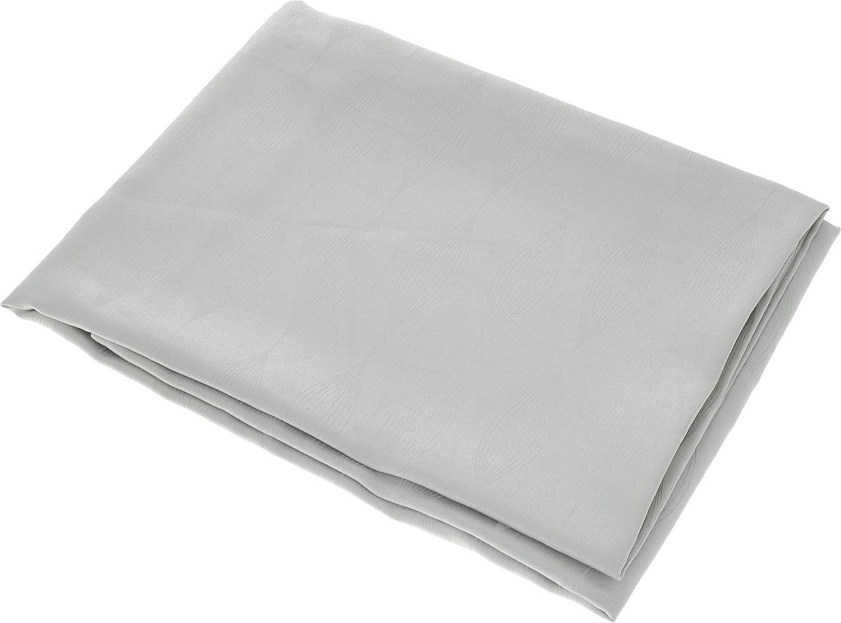 Скатерть Schaefer, прямоугольная, цвет: серебристый, 130 х 170 см. 07734-42907734-429Прямоугольная скатерть Schaefer, выполненная из полиэстера с оригинальным рисунком, станет изысканным украшением кухонного стола. За текстилем из полиэстера очень легко ухаживать: он не мнется, не садится и быстро сохнет, легко стирается, более долговечен, чем текстиль из натуральных волокон. Использование такой скатерти сделает застолье торжественным, поднимет настроение гостей и приятно удивит их вашим изысканным вкусом. Также вы можете использовать эту скатерть для повседневной трапезы, превратив каждый прием пищи в волшебный праздник и веселье. Это текстильное изделие станет изысканным украшением вашего дома!
