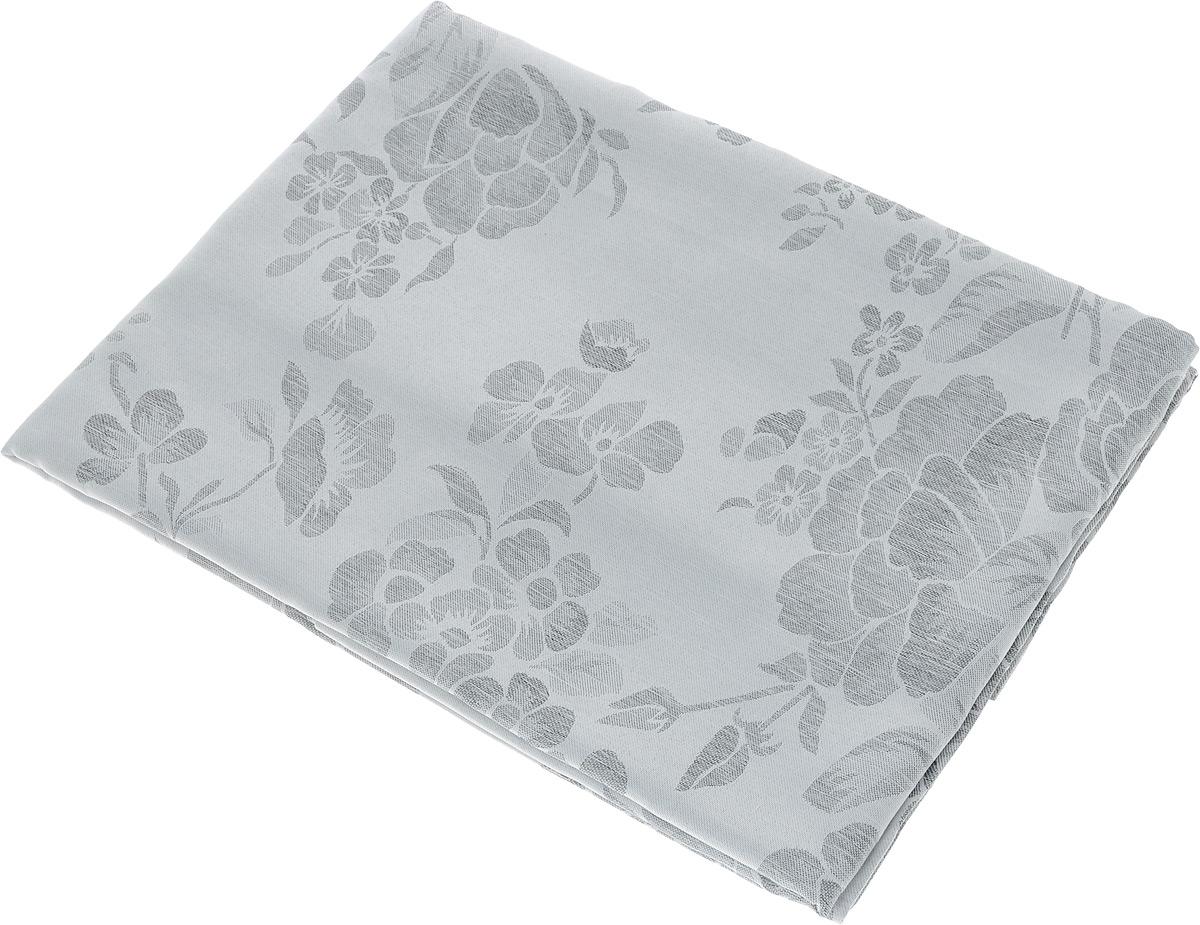 Скатерть Schaefer, прямоугольная, цвет: серый, 130 х 170 см. 07838-42907838-429Прямоугольная скатерть Schaefer, выполненная из полиэстера с оригинальным рисунком, станет изысканным украшением кухонного стола. За текстилем из полиэстера очень легко ухаживать: он не мнется, не садится и быстро сохнет, легко стирается, более долговечен, чем текстиль из натуральных волокон. Использование такой скатерти сделает застолье торжественным, поднимет настроение гостей и приятно удивит их вашим изысканным вкусом. Также вы можете использовать эту скатерть для повседневной трапезы, превратив каждый прием пищи в волшебный праздник и веселье. Это текстильное изделие станет изысканным украшением вашего дома!