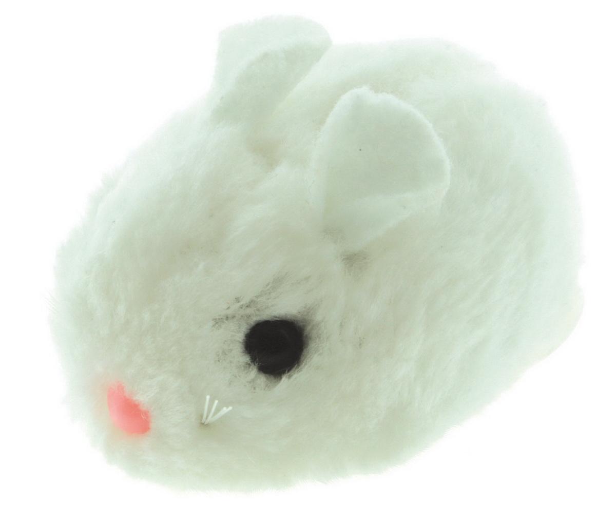 Игрушка для кошек Dezzie Мышь. Актив №1, цвет: белый, 8 см5605089Игрушка для кошек Dezzie Мышь. Актив №1 изготовлена из искусственного меха и пластика. Такая игрушка порадует вашего любимца, а вам доставит массу приятных эмоций, ведь наблюдать за игрой всегда интересно и приятно. Игрушка Dezzie не только вызовет интерес у кошки, но и будет способствовать ее развитию. Все игрушки созданы из безопасных материалов высокого качества. Они будут долго служить и всегда смогут порадовать питомцев и их заботливых хозяев. Общая длина игрушки: 8 см.