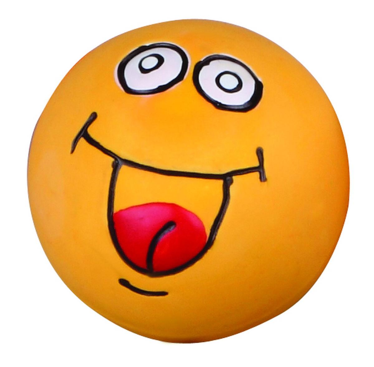 Игрушка для собак Dezzie Мяч №2, диаметр, 5,5 см5620120Игрушка для собак Dezzie Мяч №2 изготовлена из латекса. Она безопасна для здоровья животного. Латекс не твердеет под действием желудочного сока, поэтому игрушку можно смело покупать даже самым маленьким щенкам. Очаровательная игрушка обеспечит досуг собаке и не позволит ей скучать. Диаметр мяча: 5,5 см.