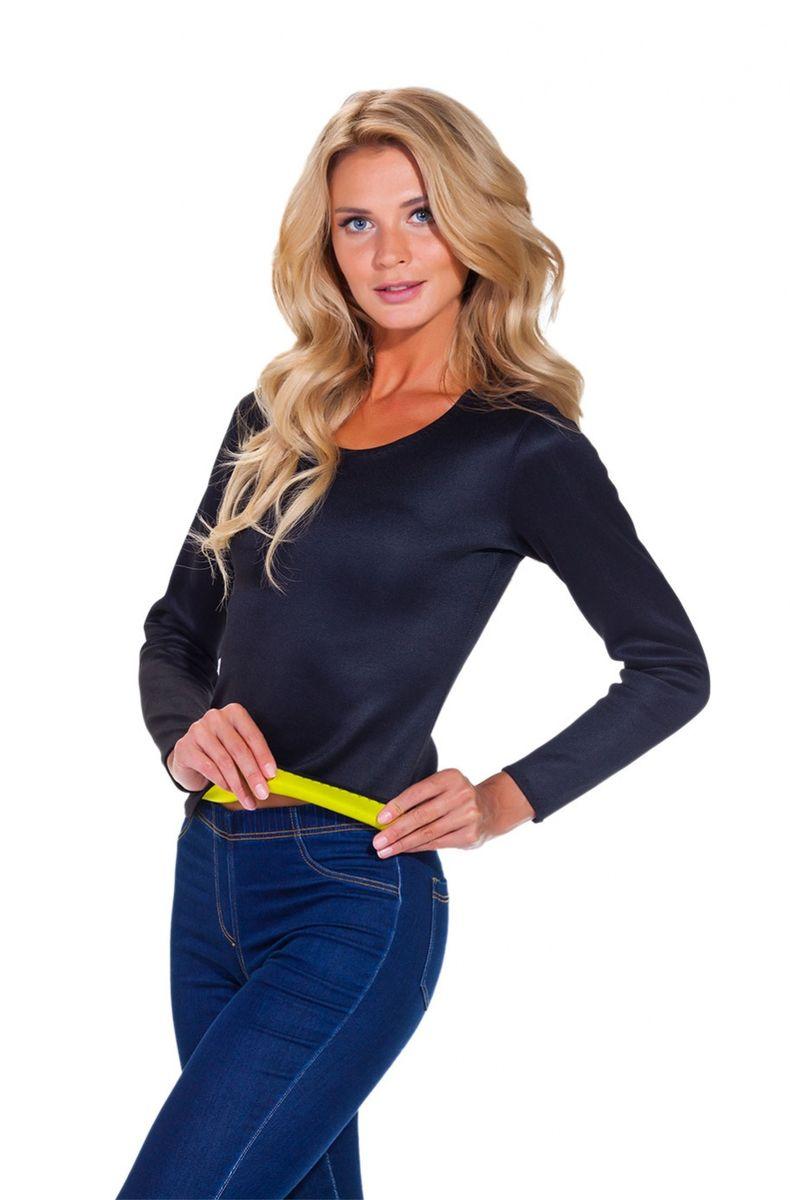 Футболка с длинным рукавом для похудения Bradex Хот Шейперс. Размер L113007Футболка с длинными рукавами для похудения Bradex Хот Шейперс станет эффективным средством в борьбе с лишними отложениями на талии, боках и руках. Ткань футболки заставляет тело интенсивно потеть и сжигать жировые излишки. Футболка для похудения Хот Шейперсбыстро приведет вас в идеальную форму. Преимущества товара:-Теперь вам не придется изнурять себя диетами и упражнениями в тренажерном зале: футболка заставляет ваше тело потеть, запуская природный процесс сжигания жира, а вы начинаете терять лишние объемы прямо на глазах;-Особый материал футболки создает эффект сауны, но не пропускают влагу на поверхность одежды, так что вам не придется беспокоиться о появлении мокрых разводов;-Надевайте футболку с длинным рукавом для похудения Хот Шейперс на прогулки, занятия спортом или встречи с друзьями, и вы будете незаметно избавляться от лишних объемов в области рук, боков и живота. Почувствуйте легкость и грацию с помощью футболки с длинным рукавом для похудения.