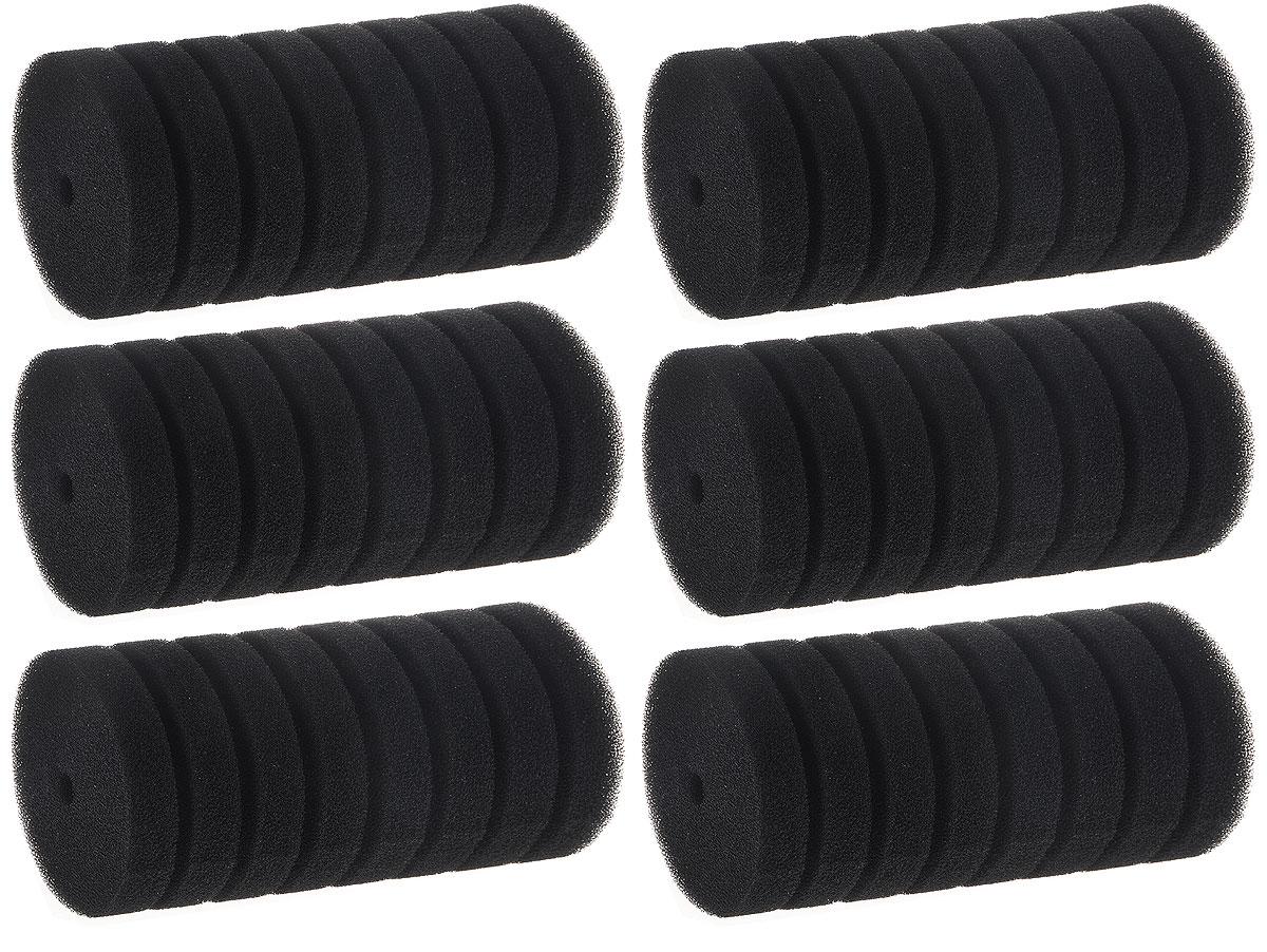 Губка для помп Barbus, 12 х 24 см, 6 шт присоска резиновая barbus диаметр держателя 1 6 см
