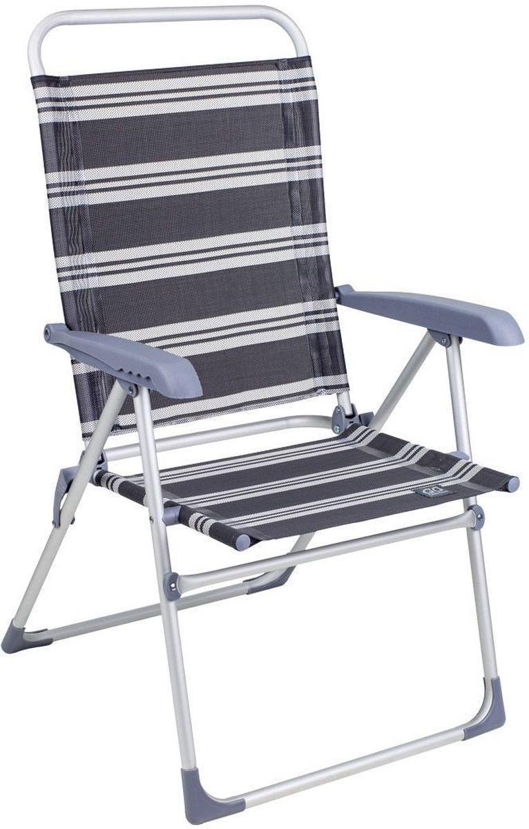 "Кресло складное GoGarden ""Sunrise Deluxe"", 4-позиционная регулировка, 62 х 58 х 103 см 50322"
