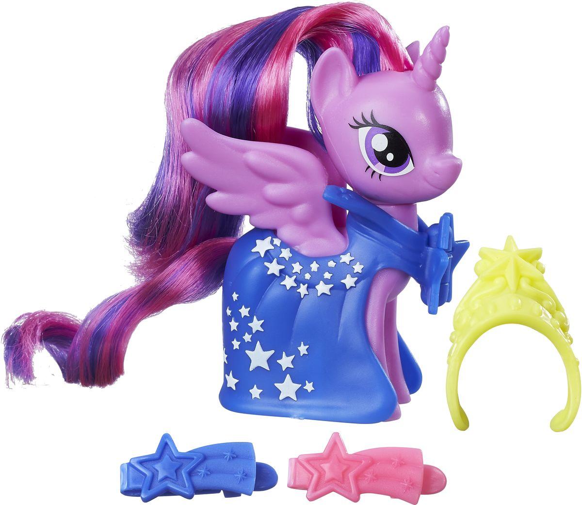 My Little Pony Игровой набор Пони-модница Princess Twilight Sparkle