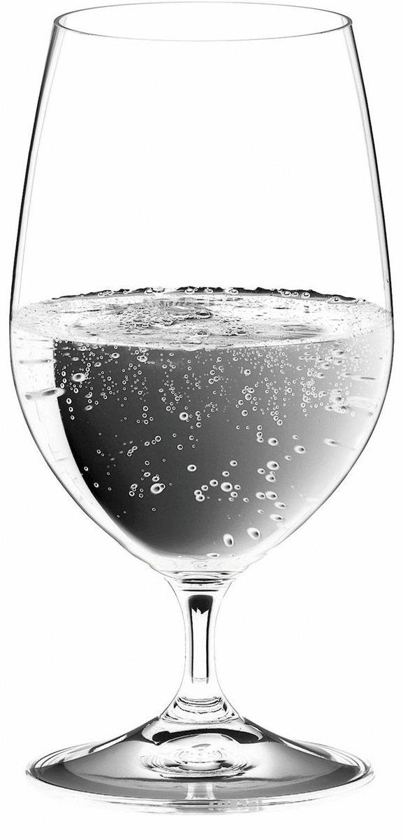 Набор фужеров для воды Riedel Vinum. Gourmetglas, цвет: прозрачный, 370 мл, 2 шт6416/21
