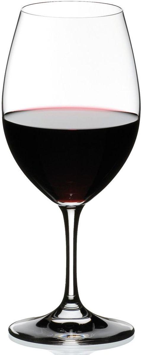 Набор бокалов для красного вина Riedel Ouverture. Red wine, цвет: прозрачный, 350 мл, 2 штVT-1520(SR)Набор бокалов для красного вина Riedel Ouverture. Red wine - это прекрасное дополнение сервировки праздничного стола. Тонкостенные и прозрачные бокалы на высоких ножках выполнены из бессвинцового хрусталя. Они смотрятся элегантно и хорошо подойдут для романтического ужина.Высота: 18,7 см.