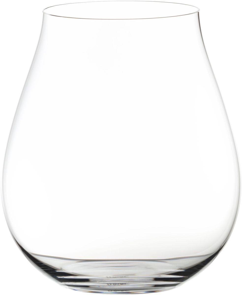 Набор фужеров для красного вина Riedel The Big O. Pinot Noir, цвет: прозрачный, 762 мл, 2 шт0414/67