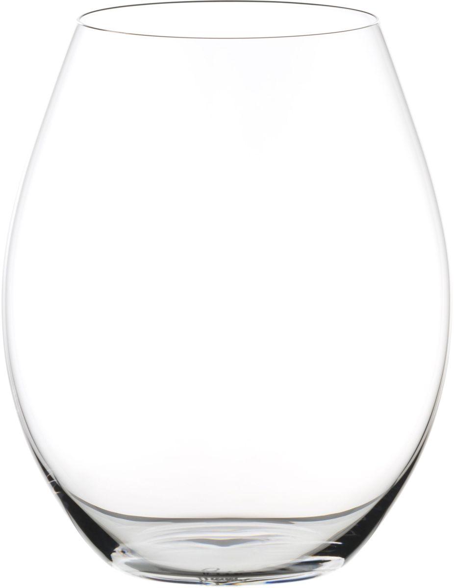 Набор бокалов для красного вина Riedel The Big O. Syrah, цвет: прозрачный, 570 мл, 2 штVT-1520(SR)Хрустальные бокалы Riedel The Big O. Syrah прекрасно впишутся в любую сервировку стола. Они отлично подойдут для красного вина. Бокалы Riedel очень удобны для каждодневного использования, они легки в уходе.Высота: 11,8 см.