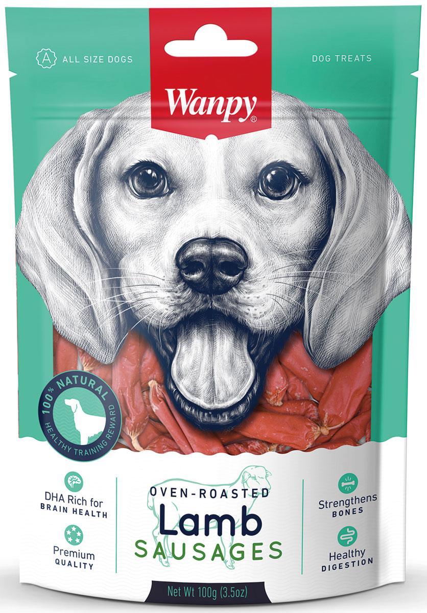 Лакомство для собак Wanpy Dog, сосиски из мяса ягненка, 100 гSA-04HWanpy Dog лакомство сосиски из мяса ягненка 100 г. Вкусное и натуральное лакомство для собак. Применение: давать в виде дополнения к основному питанию. У животного всегда должна быть свежая вода. Внимание! Абсорбент, находящийся внутри упаковки не подлежит скармлению животным, предназначен для предотвращения образования влаги внутри упаковки. ес упаковки 100г.Анализ компонентов: Сырой белок 38,0%; Сырой жир 17,0 %; Клетчатка 0,5%; Зола 6,0%; Влага 15,0%Состав: ягненок и субпродукты ягненка, курица, соевая мука, крахмал, соль, глицерин, антиоксиданты, разрешенные ЕС красителиРекомендации по кормлению: давать в виде дополнения к основному питанию. Свежая вода всегда должна быть доступна вашему питомцу.