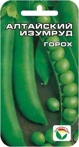 Семена Сибирский сад Горох. Алтайский изумруд, 5 г71-0006Раннеспелый сорт. Вегетационный период- 53-55 дней. Растение высотой 35-45 см. Бобы крупные, длиной 7-10 см, содержат 7-7,5% сахара. Для употребления в свежем виде. Можно выращивать без опор. Улучшает структуру почвы. Выращивается повсеместно. Нома высева- 25-30 г на 1 м2.Для ускорения процесса всхожести семян, оздоровления растений, улучшения завязываемости плодов рекомендуется использовать специально разработанные стимуляторы роста и развития растений.Вес: 5 г.