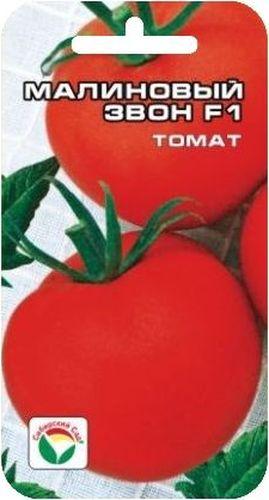 Семена Сибирский сад Томат. Малиновый звон, 15 штBP-00000570Раннеспелый сорт, от всходов до начала созревания плодов 100-105 дней. Отличается яркой малиновой окраской плодов. Растение детерминантное, высотой 100-130 см. Первая кисть закладывается над 5-6 листом, последующие через 1-2 листа. В кисти формируется 6-7 плодов массой 160-200 г. Томаты округлые, гладкие, плотные и вкусные, малинового цвета. Прекрасно переносят транспортировку, хорошо дозариваются. Выход стандартных плодов 98%, урожайность 18-20 кг с 1 м2. Гибрид устойчив к основным заболеваниям томатов, рекомендуется для получения ранней продукции в пленочных теплицах и открытом грунте. Посев на рассаду производят за 50-60 дней до высадки растений на постоянное место. Оптимальная постоянная температура прорастания семян 23-25°С. При высадке в грунт на 1 м2 размещают 3-4 растения. Сорт хорошо реагирует на полив и подкормки комплексными минеральными удобрениями. Выращивается в 1-2 стебля с подвязкой и пасынкованием. Для ускорения процесса всхожести...