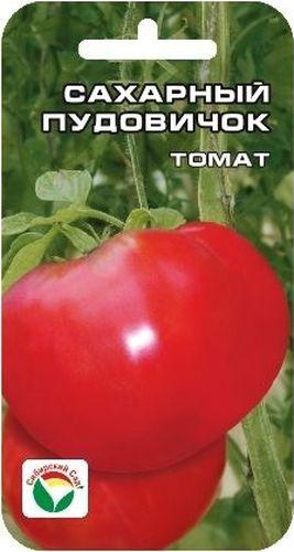 Семена Сибирский сад Томат. Сахарный пудовичок, 20 штBP-00000645Среднеспелый сорт для открытого грунта с крупными плодами малинового цвета. Растение высотой до 1 м, плоды плоские, умеренно ребристые, мясистые и вкусные, массой 300-600 г. Разрезанный томат сахарится на изломе и почти не имеет семян. Рекомендуется для использования в свежем виде и домашней кулинарии. Урожайность 3-5 кг с 1 м2. Посев на рассаду производят за 50-60 дней до высадки растений на постоянное место. При высадке в грунт на 1 м2 размещают 3-5 растений. Сорт хорошо реагирует на полив и подкормки комплексными минеральными удобрениями. Выращивается с умеренным пасынкованием и подвязкой к опоре. Для ускорения процесса всхожести семян оздоровления растений, улучшения завязываемости плодов рекомендуется пользоваться специально разработанными стимуляторами роста и развития растений.