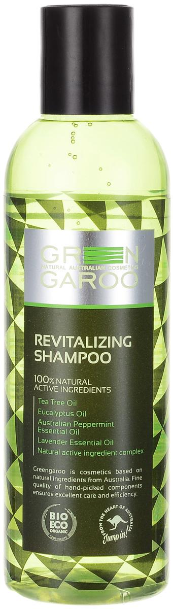 GreenGaroo, Гель для душа освежающий 200млG101Лайм и чайное дерево насыщают гель для душа антиоксидантами и придают бодрящий аромат. Гель для душа освежает тело и пробуждает чувства. Специальная формула придает вашей коже ощущение чистоты и свежести.