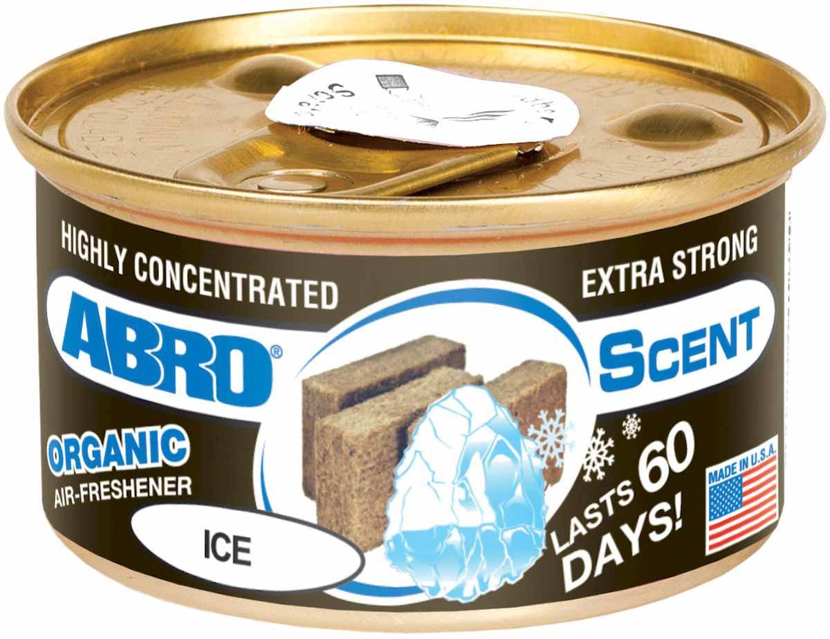 Освежитель воздуха Abro Органик, черный ледAS-560-IBОсвежитель воздуха длительного действия на основе натуральных органических компонентов с широкой линейкой приятных ароматов. — Высококонцентрированный. — Еще большая площадь испарения для более ярких ароматов. — Тестер на каждой крышке — просто потрите стикер. — Содержит органические натуральные компоненты. — Сохраняет аромат до 60 дней.