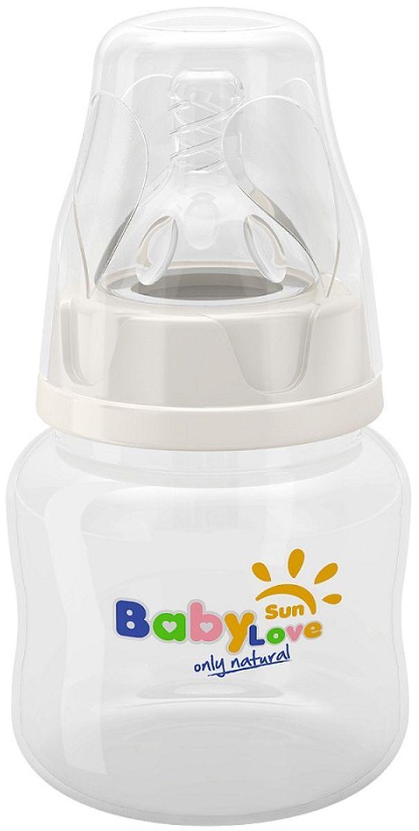 Baby Sun Love Бутылочка для кормления 125 мл PBV01125
