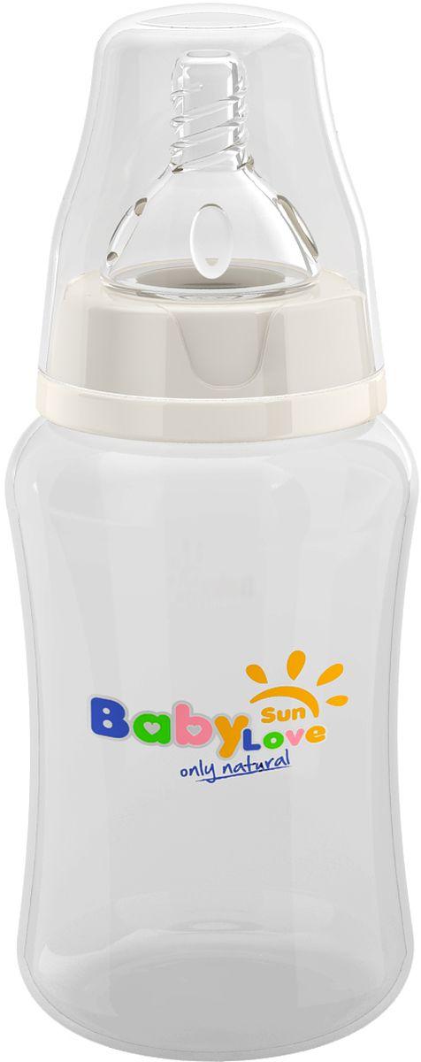 Baby Sun Love Бутылочка для кормления 210 мл PBV01210