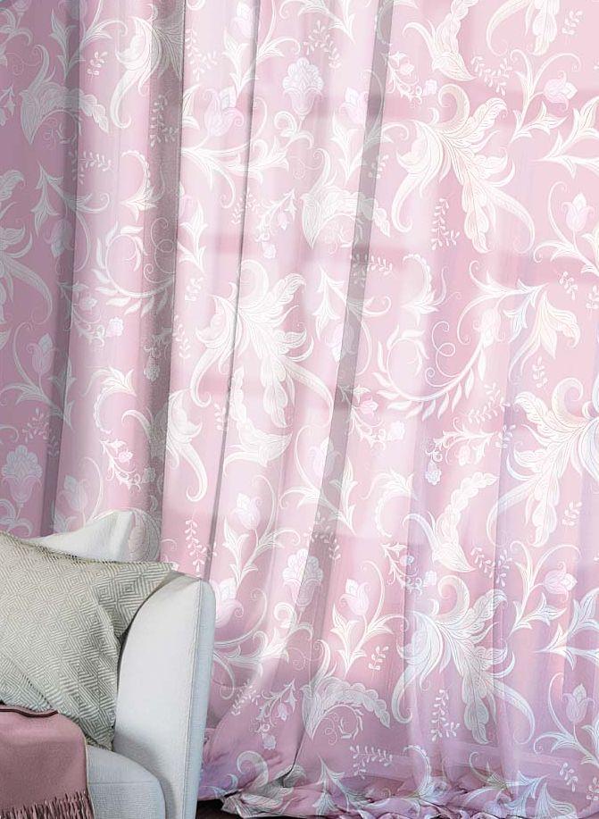 Комплект штор Волшебная ночь Impression, на ленте, высота 270 см, 2 штS03301004Шторы коллекции Волшебная ночь - это готовое решение для Вашего интерьера, гарантирующее красоту, удобство и индивидуальный стиль! Шторы изготовлены из тонкой и легкой ткани ВУАЛЬ, которая почти не препятствует прохождению света, но защищает комнату от посторонних взглядов. Длина штор регулируется с помощью клеевой паутинки (в комплекте). Изделия крепятся на вшитую шторную ленту: на крючки или путем продевания на карниз. Дизайнеры Марки предлагают уже сформированные комплекты штор из различных тканей и рисунков для создания идеальной композиции на окне. Для удобства выбора дизайны штор распределены в стилевые коллекции: ЭТНО, ВЕРСАЛЬ, ЛОФТ, ПРОВАНС. В коллекции Волшебная ночь к данной шторе Вы также сможете подобрать шторы из других тканей: БЛЭКАУТ (100% затемненение), сатен и ГАБАРДИН (частичное затемнение), которые будут прекрасно сочетаться по дизайну и обеспечат особый уют Вашему дому.
