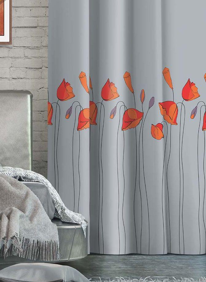 Штора Волшебная ночь Floral, на ленте, высота 270 см. 705537705537Шторы коллекции ВОЛШЕБНАЯ НОЧЬ - это готовое решение для Вашего интерьера, гарантирующее красоту, удобство и индивидуальный стиль! Штора изготовлена из мягкой, приятной на ощупь ткани сатен , которая обеспечивает частичное затемнение и легко драпируется. Длина шторы регулируется с помощью клеевой паутинки (в комплекте). Изделие крепится на вшитую шторную ленту: на крючки или путем продевания на карниз. Дизайнеры Марки предлагают уже сформированные комплекты штор из различных тканей и рисунков для создания идеальной композиции на окне. Для удобства выбора дизайны штор распределены в стилевые коллекции: ЭТНО, ВЕРСАЛЬ, ЛОФТ, ПРОВАНС. В коллекции Волшебная ночь к данной шторе Вы также сможете подобрать шторы из других тканей: БЛЭКАУТ (100% затемненение), ГАБАРДИН (частичное затемнение) и ВУАЛЬ (практически нулевое затемнение), которые будут прекрасно сочетаться по дизайну и обеспечат особый уют Вашему дому.