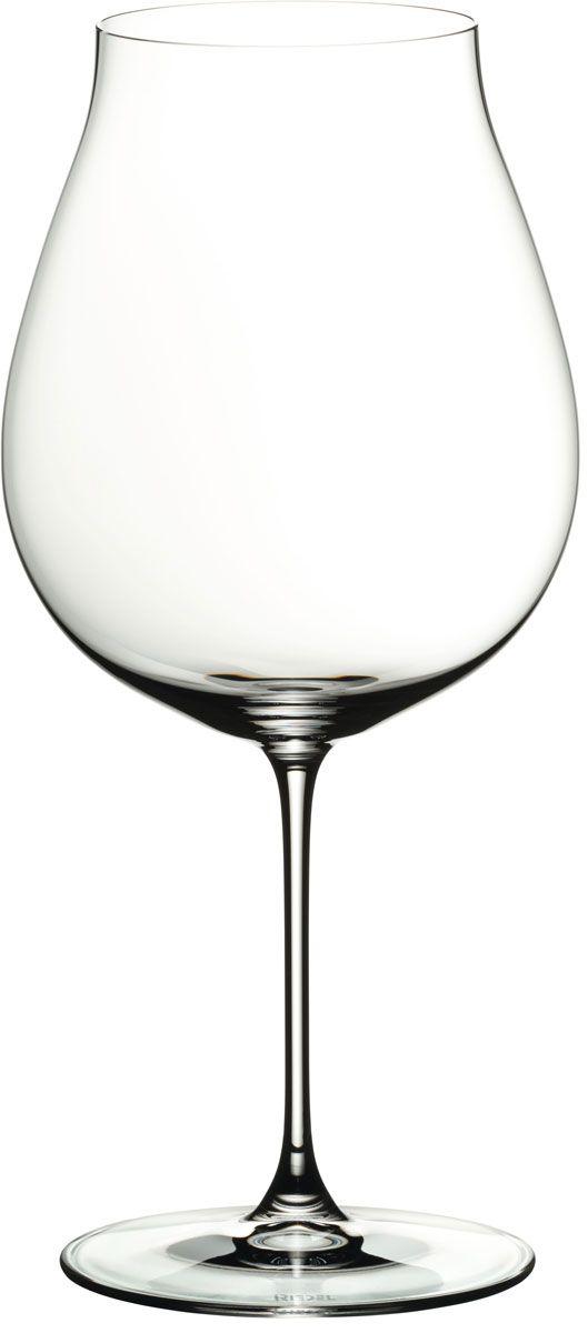 Набор фужеров для красного вина Riedel Veritas. Old World Pinot Noir, цвет: прозрачный, 790 мл, 2 шт6449/67