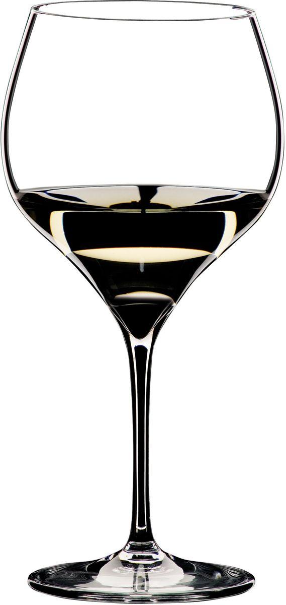 Набор фужеров для белого вина Riedel Grape. Chardonnay, цвет: прозрачный, 600 мл, 2 шт6404/97