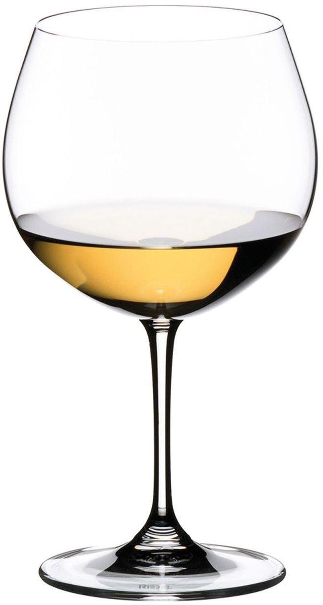 Набор фужеров для белого вина Riedel Vinum. Montrachet. Chardonnay, цвет: прозрачный, 600 мл, 2 шт6416/97