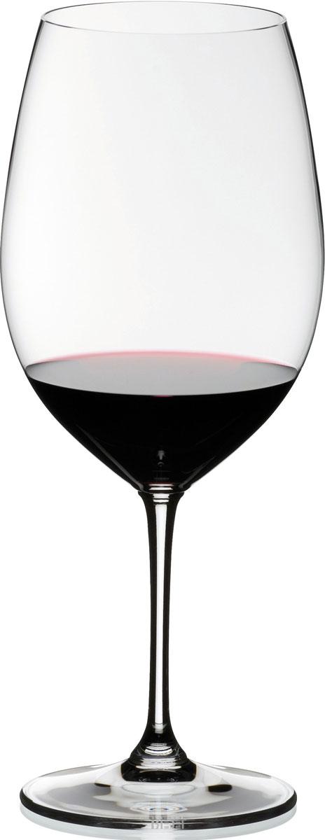 Набор фужеров для красного вина Riedel Vinum XL. Cabernet Sauvignon, цвет: прозрачный, 960 мл, 2 шт6416/00