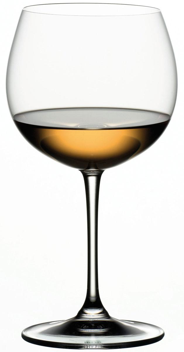 Набор фужеров для белого вина Riedel Vinum XL. Montrachet. Chardonnay, цвет: прозрачный, 552 мл, 2 шт6416/57