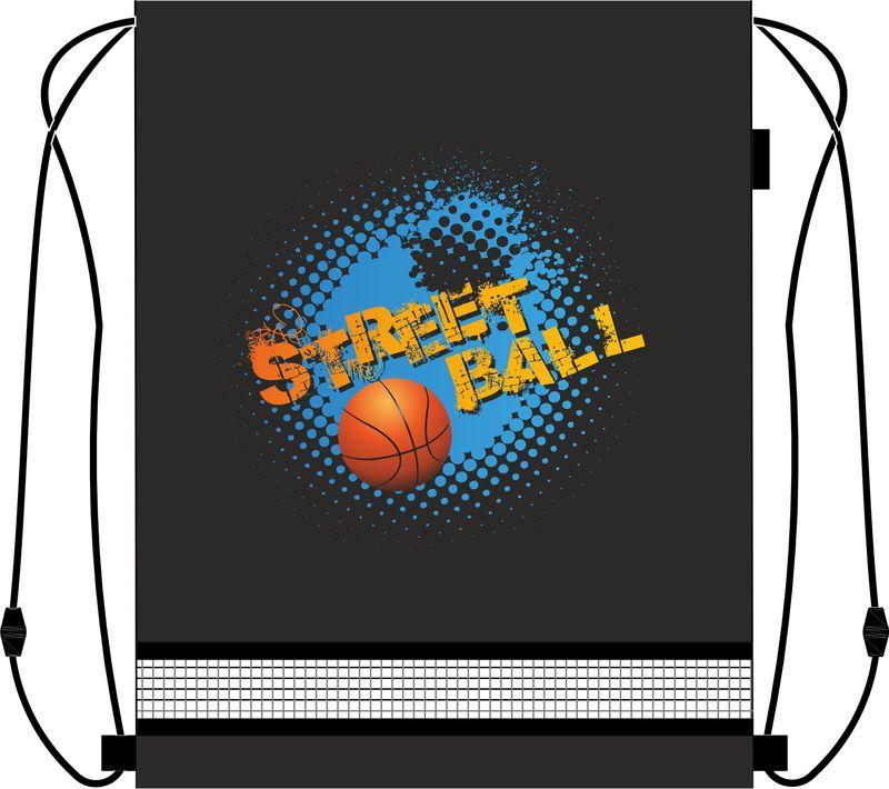 MagTaller Мешок для сменной обуви Street Ball31616-09Мешок для сменной обуви MagTaller Street Ball идеально подойдет как для хранения, так и для переноски сменной обуви и одежды. Мешок изготовлен из полиэстера и содержит одно вместительное отделение, затягивающееся с помощью текстильных шнурков. Плотная ткань надежно защитит сменную обувь и одежду школьника от непогоды, а удобные шнурки позволят носить мешок, как в руках, так и за спиной. Ваш ребенок с радостью будет ходить с таким аксессуаром в школу!