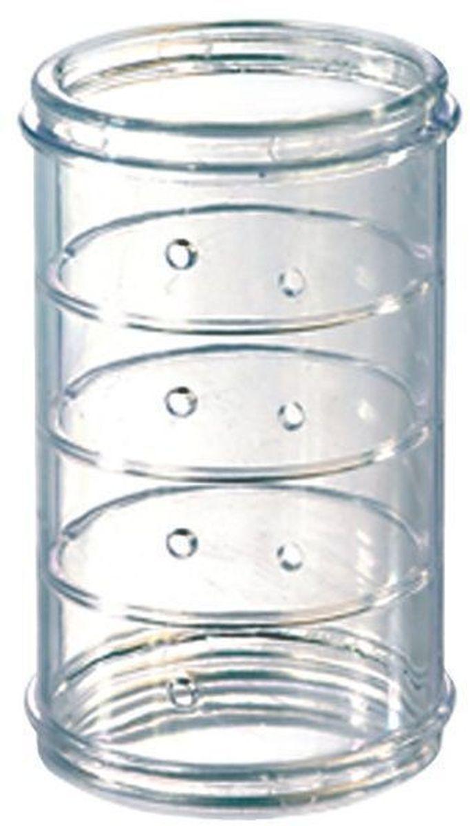 Прямые тоннели Rody, 2 шт., цвет: прозрачный0120710Угловой тоннельдля клеток Zolux. В упаковке 2 штуки.