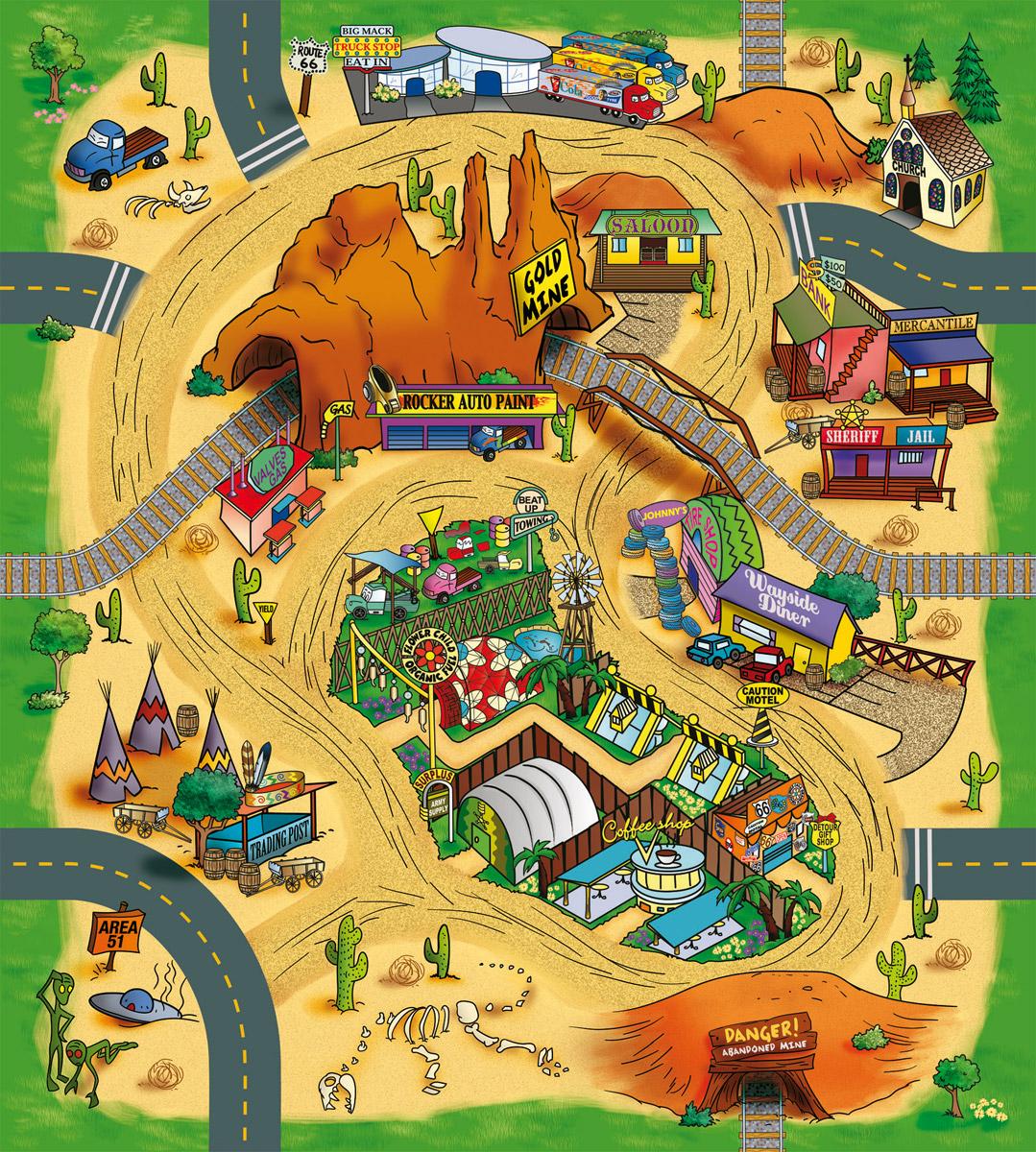 Dickie Toys Игровой набор Desert
