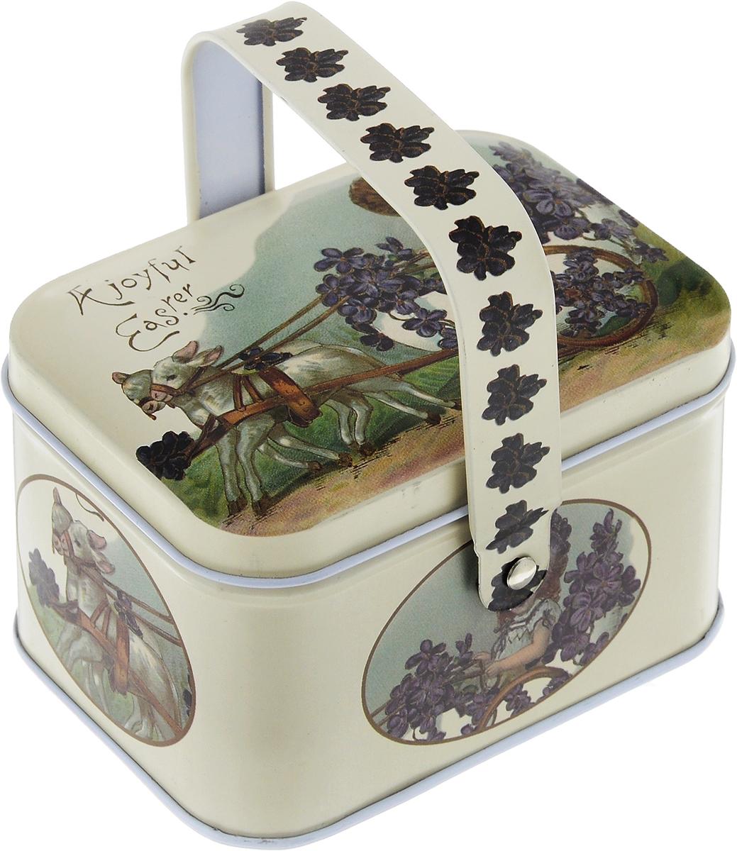 Коробка для хранения мелочей Hobby & Pro, 10,5 х 8 х 6 см. 7712767/941006 ручки для сумок hobby
