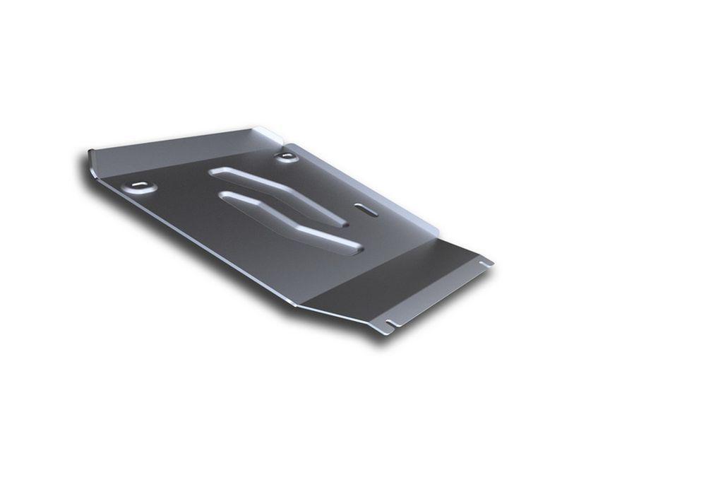 Защита КПП Rival, для BMW 3, алюминий 4 мм. 333.0521.198298130Защита КПП для BMW 3, RWD F30 316i, 320i 2012-, крепеж в комплекте, алюминий 4 мм, Rival Алюминиевые защиты картера Rival надежно защищают днище вашего автомобиля от повреждений, например при наезде на бордюры, а также выполняют эстетическую функцию при установке на высокие автомобили. - Толщина алюминиевых защит в 2 раза толще стальных, а вес при этом меньше до 30%. - Отлично отводит тепло от двигателя своей поверхностью, что спасает двигатель от перегрева в летний период или при высоких нагрузках. - В отличие от стальных, алюминиевые защиты не поддаются коррозии, что гарантирует срок службы защит более 5 лет. - Покрываются порошковой краской, что надолго сохраняет первоначальный вид новой защиты и защищает от гальванической коррозии. - Глубокий штамп дополнительно усиливает конструкцию защиты. - Подштамповка в местах крепления защищает крепеж от срезания. - Технологические отверстия там, где они необходимы для смены масла и слива воды, оборудованные заглушками, надежно закрепленными на защите. Уважаемые клиенты! Обращаем ваше внимание, на тот факт, что защита имеет форму, соответствующую модели данного автомобиля. Фото служит для визуального восприятия товара.