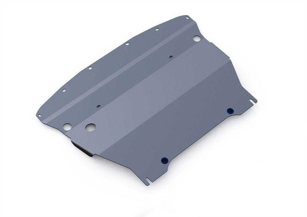 Защита картера Rival, для Infiniti G 25, алюминий 4 мм333.2406.1Защита картера для Infiniti G 25 , V - 2,5 2010-2013, крепеж в комплекте, алюминий 4 мм, Rival Алюминиевые защиты картера Rival надежно защищают днище вашего автомобиля от повреждений, например при наезде на бордюры, а также выполняют эстетическую функцию при установке на высокие автомобили. - Толщина алюминиевых защит в 2 раза толще стальных, а вес при этом меньше до 30%. - Отлично отводит тепло от двигателя своей поверхностью, что спасает двигатель от перегрева в летний период или при высоких нагрузках. - В отличие от стальных, алюминиевые защиты не поддаются коррозии, что гарантирует срок службы защит более 5 лет. - Покрываются порошковой краской, что надолго сохраняет первоначальный вид новой защиты и защищает от гальванической коррозии. - Глубокий штамп дополнительно усиливает конструкцию защиты. - Подштамповка в местах крепления защищает крепеж от срезания. - Технологические отверстия там, где...