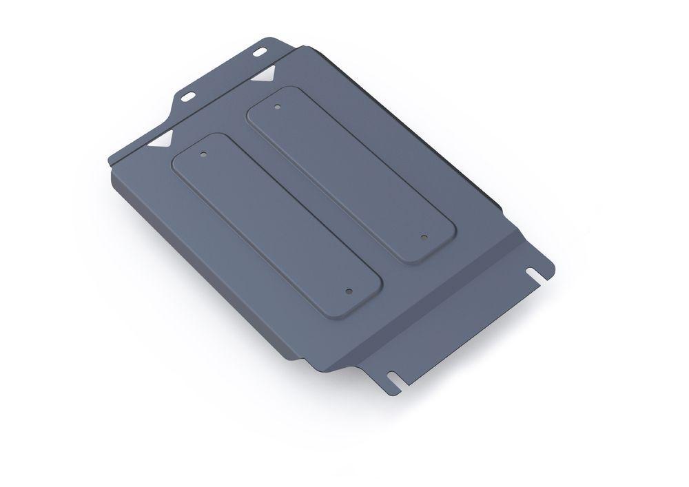 Защита РК Rival, для Infiniti QX80, Infiniti QX56, Nissan Patrol, алюминий 4 мм333.4124.2Защита РК для Infiniti QX80, V - 5,6 2013-; Infiniti QX56 , V - 5,6 2010-2013; Nissan Patrol , V - 5,6 2010-, крепеж в комплекте, алюминий 4 мм, Rival Алюминиевые защиты картера Rival надежно защищают днище вашего автомобиля от повреждений, например при наезде на бордюры, а также выполняют эстетическую функцию при установке на высокие автомобили. - Толщина алюминиевых защит в 2 раза толще стальных, а вес при этом меньше до 30%. - Отлично отводит тепло от двигателя своей поверхностью, что спасает двигатель от перегрева в летний период или при высоких нагрузках. - В отличие от стальных, алюминиевые защиты не поддаются коррозии, что гарантирует срок службы защит более 5 лет. - Покрываются порошковой краской, что надолго сохраняет первоначальный вид новой защиты и защищает от гальванической коррозии. - Глубокий штамп дополнительно усиливает конструкцию защиты. - Подштамповка в местах крепления защищает крепеж от...