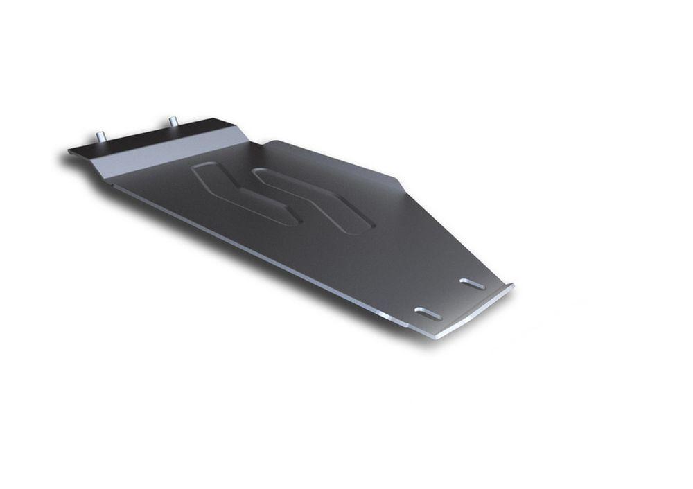 Защита КПП Rival, для Subaru Legacy, алюминий 4 мм333.5412.1Защита КПП для Subaru Legacy - CVT, V-2,0i, 2,5i, 2,5i Sport (только вместе с BIG) 2010-2017, крепеж в комплекте, алюминий 4 мм, Rival Алюминиевые защиты картера Rival надежно защищают днище вашего автомобиля от повреждений, например при наезде на бордюры, а также выполняют эстетическую функцию при установке на высокие автомобили. - Толщина алюминиевых защит в 2 раза толще стальных, а вес при этом меньше до 30%. - Отлично отводит тепло от двигателя своей поверхностью, что спасает двигатель от перегрева в летний период или при высоких нагрузках. - В отличие от стальных, алюминиевые защиты не поддаются коррозии, что гарантирует срок службы защит более 5 лет. - Покрываются порошковой краской, что надолго сохраняет первоначальный вид новой защиты и защищает от гальванической коррозии. - Глубокий штамп дополнительно усиливает конструкцию защиты. - Подштамповка в местах крепления защищает крепеж от срезания. ...