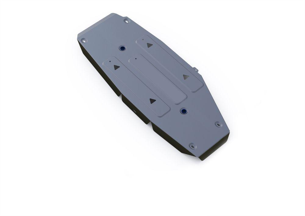 """Защита топливного бака """"Rival"""", для Lexus NX, Toyota RAV4 , алюминий 4 мм 333.5779.1"""