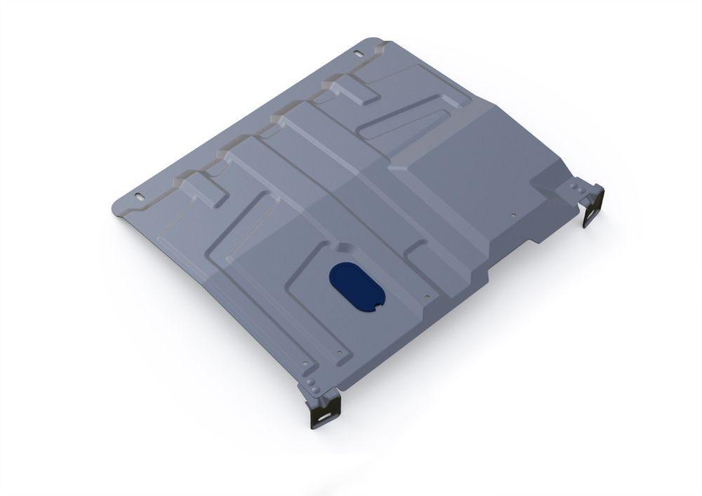 """Защита картера и КПП """"Rival"""", для Lada Granta, алюминий 3 мм. 333.6016.1"""