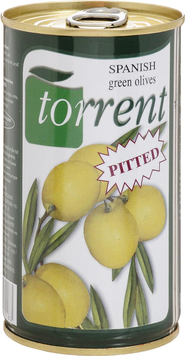 Torrent оливки испанские без косточки, 350 г 8436019230183