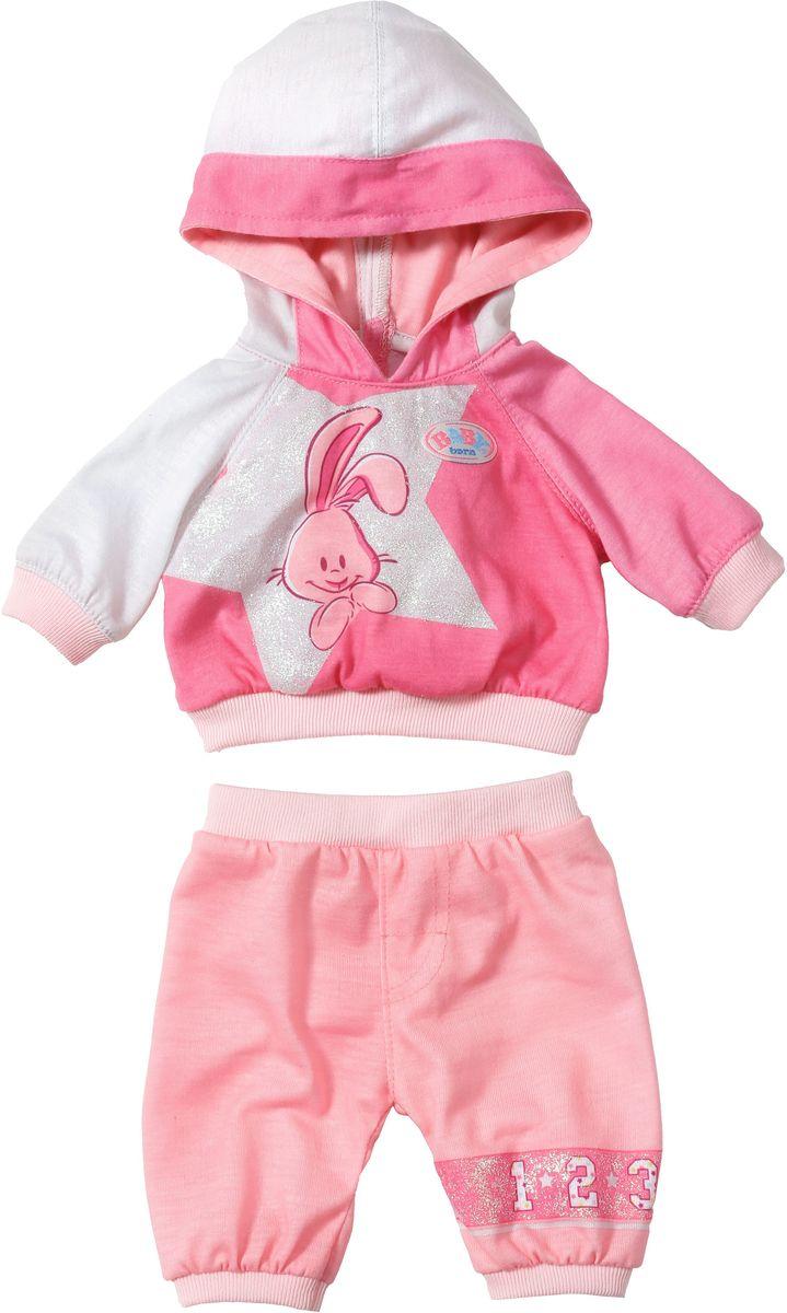 Baby Born Одежда для кукол Спортивный костюм 821-374
