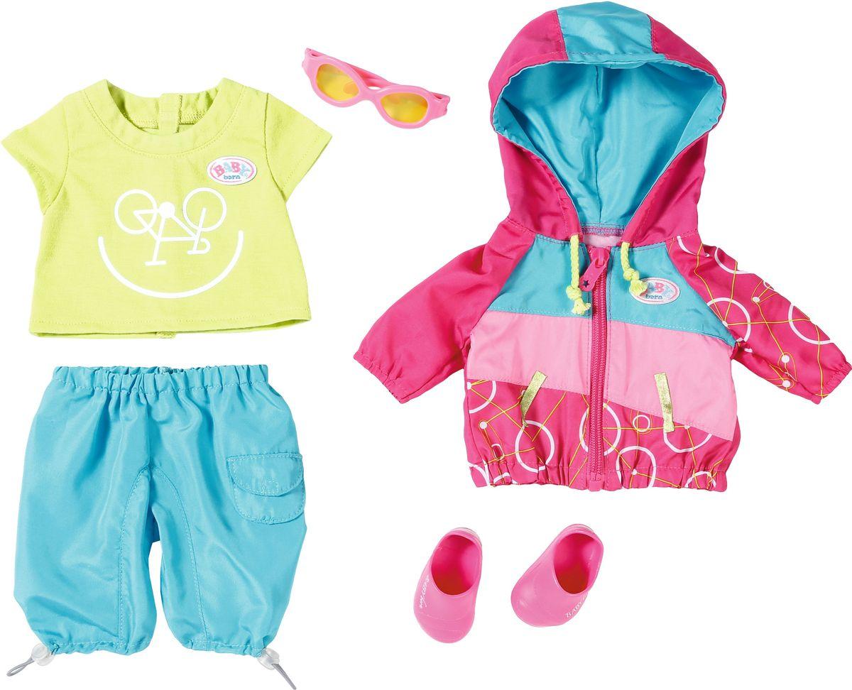 Baby Born Одежда для кукол Велопрогулка 823-705