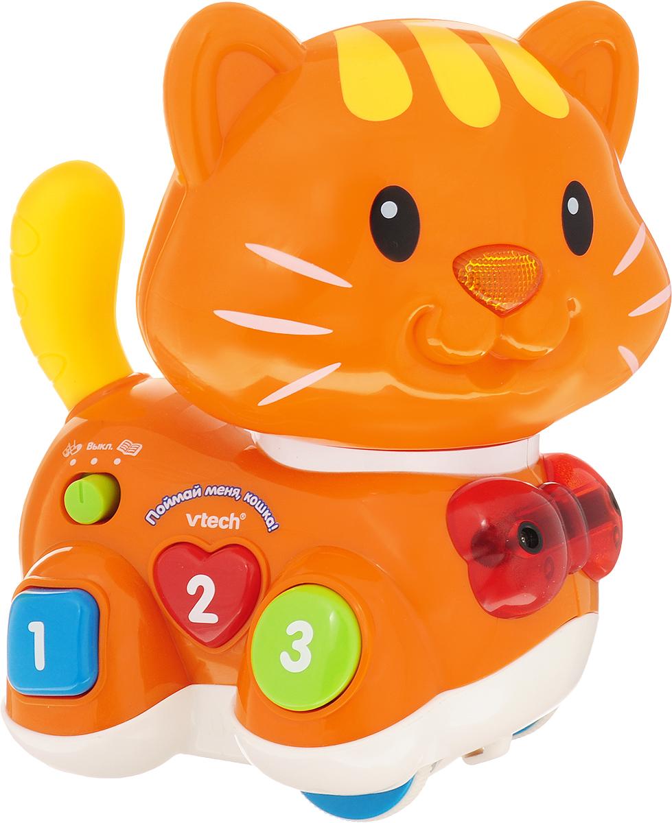Vtech Развивающая игрушка Поймай меня, кошка! vtech компьютер обучающий