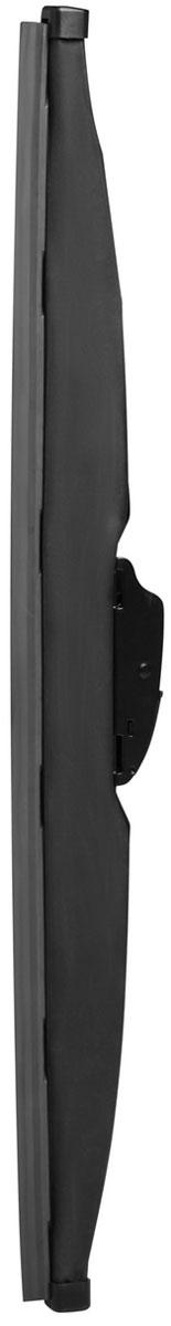 Щетка стеклоочистителя Airline, зимняя, 38 см, 1 шт10503Зимняя щетка Airline, хотя и может использоваться круглый год, идеальна для работы зимой. Щетка выполнена из искусственной резины, произведенной по эксклюзивной anti-age технологии с использованием озона. Вся используемая резина имеет графитовое покрытие, что обеспечивает низкое трение и бесшумную работу.