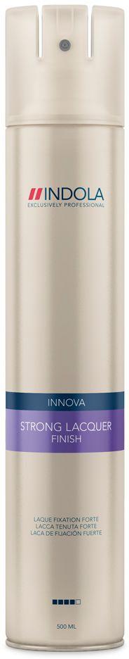 Indola Finish Лак для волос сильной фиксации 500 млMP59.4DСодержит фильмформеры и систему микрораспыления, обеспечивающие сильную фиксацию. Быстро сохнет и легко счесывается, не оставляя белого налета.