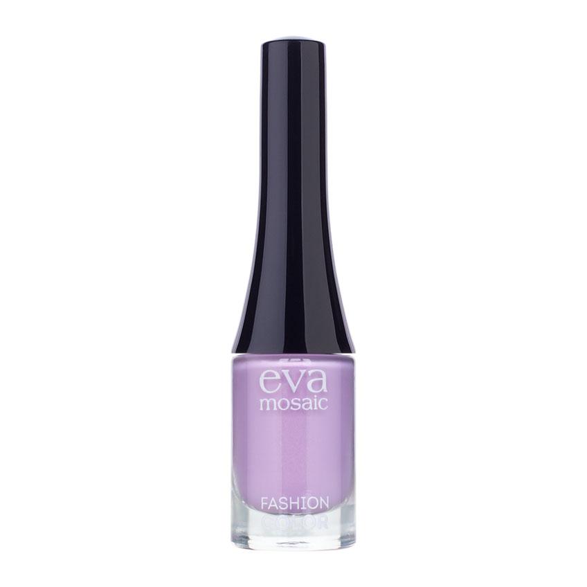 Eva Mosaic Лак для ногтей Fashion Color, 6 мл, 334829709Стойкие лаки для ногтей в экономичной упаковке небольшого объема - лак не успеет надоесть или загустеть! Огромный спектр оттенков - от сдержанной классики до самых смелых современных тенденций. - легко наносятся и быстро сохнут - обладают высокой стойкостью и зеркальным блеском - эргономичная плоская кисть для быстрого, аккуратного и точного нанесения.