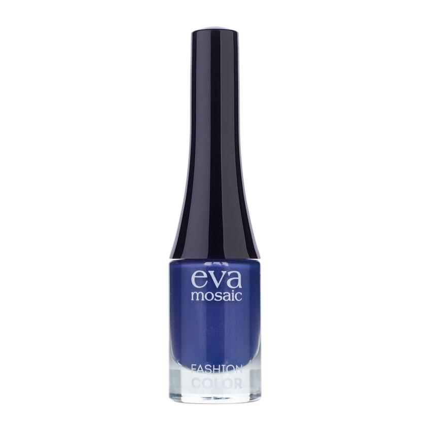 Eva Mosaic Лак для ногтей Fashion Color, 6 мл, 3441301210Стойкие лаки для ногтей в экономичной упаковке небольшого объема - лак не успеет надоесть или загустеть! Огромный спектр оттенков - от сдержанной классики до самых смелых современных тенденций. - легко наносятся и быстро сохнут - обладают высокой стойкостью и зеркальным блеском - эргономичная плоская кисть для быстрого, аккуратного и точного нанесения.