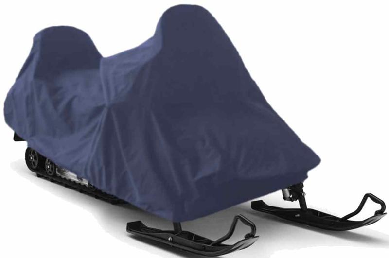 Чехол для снегохода Tplus, универсальный, цвет: синий. Размер MT001907Размер (длина/ширина/высота): 2500х1100х1200 мм; Материал: оксфорд пл. 210 - обладает водоотталкивающими свойствами, повышенной прочностью и износоустойчивостью; Подходит для хранения.
