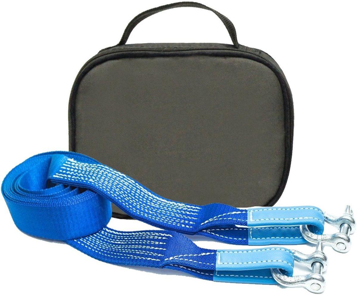Строп динамический Tplus Стандарт, рывковый, с сумкой, цвет: оливковый, с шаклами, 4.5 т, 5 мT001958Минимальная разрывная нагрузка (MBS): 4.5 т; Длина: 5 м; Ширина ленты: 55 мм; Материал ленты: полиамид; Защита петель: экокожа; Эластичность (удлинение при нагрузке): 20%; Исполнение: петля/петля; Шакл 2/12 т: 2 шт (безопасная рабочая нагрузка (SWL)/минимальная разрывная нагрузка (MBS); Применяется для а/м или ATV массой* до 1.4 т; Сумка (оксфорд); Гарантия: 1 год. *масса а/м или ATV = снаряженная масса а/м или ATV + 100 кг (+20% при эвакуации а/м из грязи). Если а/м или ATV оснащен дополнительным оборудованием (силовой бампер, лебёдка и т. п.), то масса а/м или ATV = снаряженная масса а/м или ATV + 100 кг + масса дополнительно установленного навесного оборудования (+20% при эвакуации а/м из грязи).